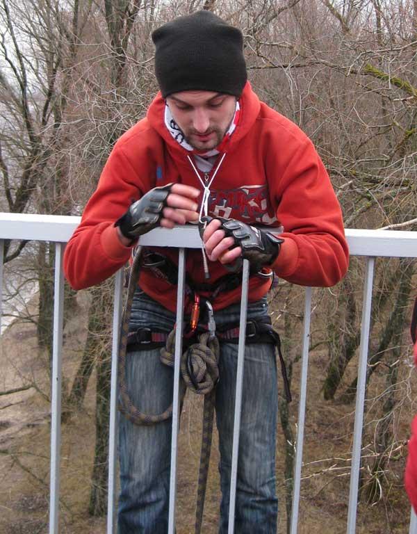 rope-jumping Gomel