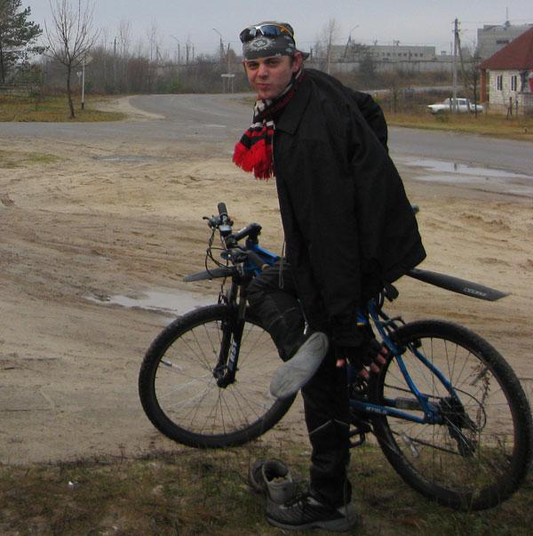фото велосипедистов Гомеля